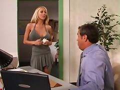 Office, Blonde, Office