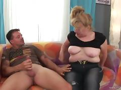 Fabulous Jitka Sucks A Big Cock Before Going Hardcore