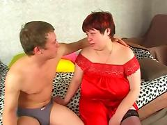 BBW Mature Russian Elizabeth # 2