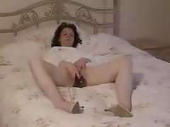 Retro sex tool play