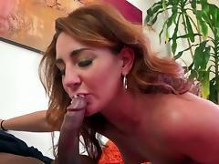 Big White Booty Working Her BoyToy
