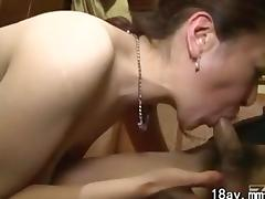 Old, Asian, Boobs, Couple, Creampie, Japanese