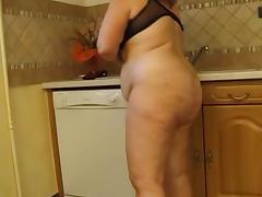 Chubby plumber