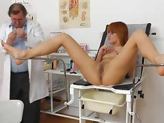 All, Beauty, Doctor, Glasses, Gyno, Redhead
