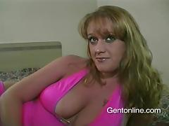Juicy Julie J. Goes Really Hardcore In An Amateur POV Video