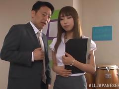 Hairy Pussy Japanese Whore In Miniskirt Gets Drilled Really Hard