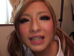 Amateur Japanese porn tube video