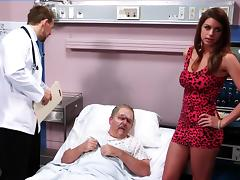 Clinic, Adultery, Big Tits, Blowjob, Boobs, Cheating