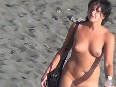 Beach, Beach, Big Tits, Boobs, Nude, Nudist