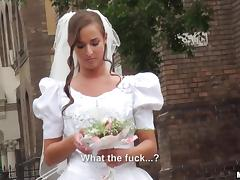 Rejected Bride Gets In A Car And Blows A Complete Stranger POV