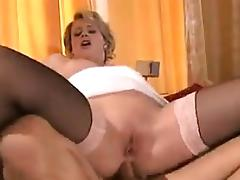 Mother, Anal, Ass, Assfucking, Blonde, Blowjob