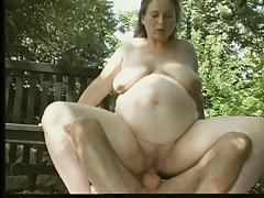 Pregnant, Ass, BBW, Pregnant, Tits