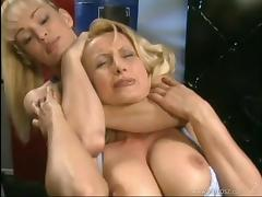All, Big Tits, Catfight, Gym, Lesbian, Reality