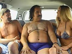 Curvaceous MILF Leeanna Heart gets nailed by Ron Jeremy