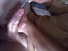 Extreme urethral pounding