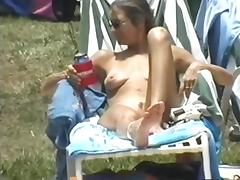 Nudists In Paradise (Part two)