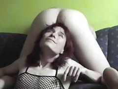 Rimjob, Amateur, Ass Licking, German, Handjob, Nipples