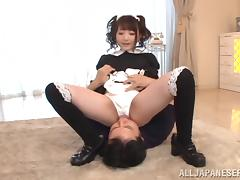 Splendid Yui Sasaki Gets Fucked Hard In A Reality Video