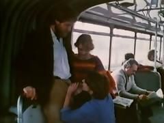 Bus, Bus, Vintage, Antique, Historic Porn, Retro