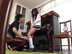 Piano, Asian, Babe, Couple, Japanese, Piano
