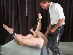 Police, BDSM, Big Tits, Blonde, Cop, Cute
