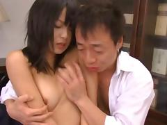 Asian Old and Young, Amateur, Asian, Blowjob, Boobs, Boyfriend