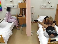 Dorm, Asian, Bitch, Blowjob, Dorm, Hospital