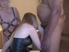 Villein wives swapping darksome cum