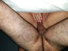 fucking my wife's wet fat pussy bbw milf homemade