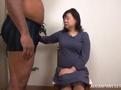 Matured Woman Gets Nailed Hardcore In An Amateur Shoot