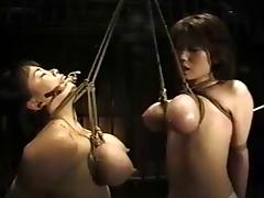 BDSM, Asian, BDSM, Bondage, Bound, Double