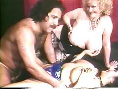 Vintage Big Boob Burlesque Sex