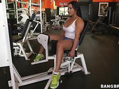 Gym, Assfucking, Fucking, Gym, Reality, Shorts