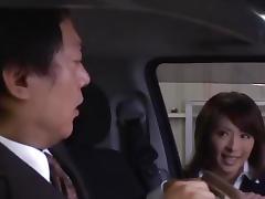 Car, Asian, Blowjob, Car, Mature, Old