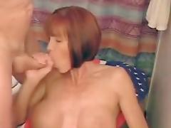 Redhead wifey queen of ball batter compilation