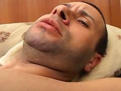 Hot shemale hardcore threesome fuck