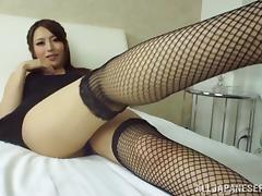 Japanese Sweetheart Ayu Sakurai Gets Trimmed Pussy Drilled Hardcore