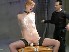 Big Clit, BDSM, Big Clit, Blonde, Clit, HD