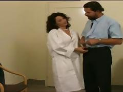 Dr gets anal