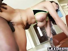 Hot Lylith Lavey sex with Lexing Steele