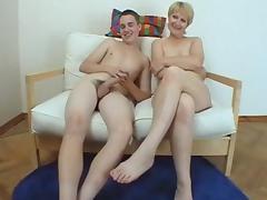 free Mom and Boy tube