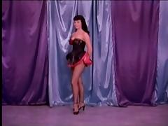 Betty Page - Goodbye