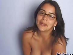 Brunette, Amateur, Big Tits, Boobs, Brunette, Masturbation