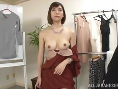 Another crazy hardcore Japanese action with Yuria Ashina