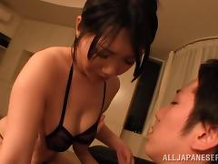 Japanese, Asian, Big Tits, Boobs, Bra, Couple