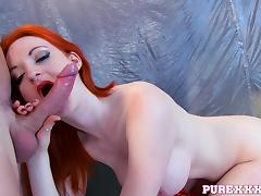 PureXXXFilms Video: Redhead Cravings