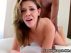 CastingCouch-Hd Clip: Bonnie