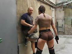 Catwoman loves Lara Croft