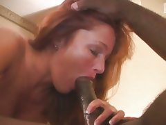 Sexy Redhead Wife Loves That Big Black Cock 8 Eln