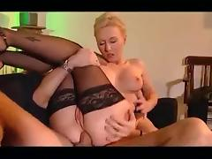 The new French Secretary Anal